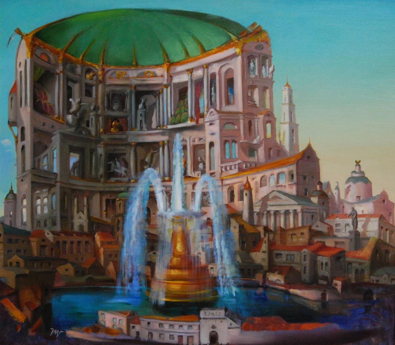 Didysis fontanas
