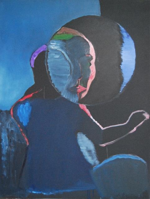 Pilnatis, 2011, al.,drb., 116×90 cm