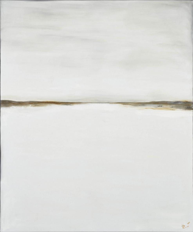 Iš ciklo Žiema V, 2020, drobė, aliejus, 100x120cm