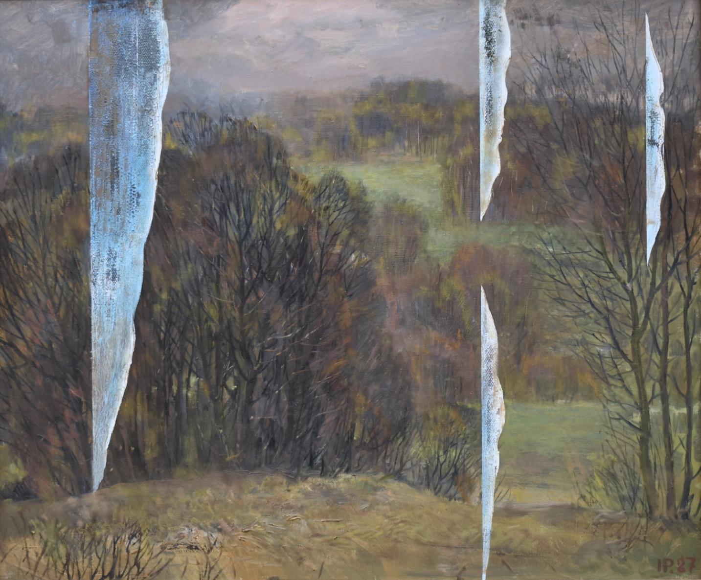 Pavasaris, 1987, drobė, aliejus, 100x120cm