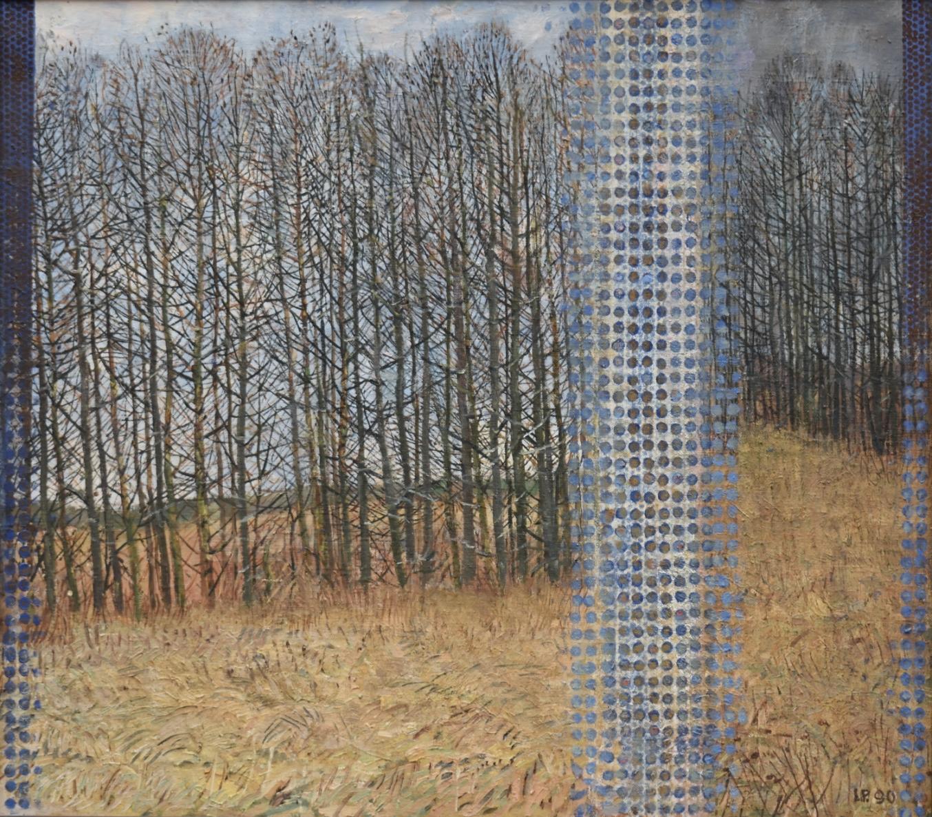 Pavasaris, 1971, 1990, drobė, aliejus, 100x114cm